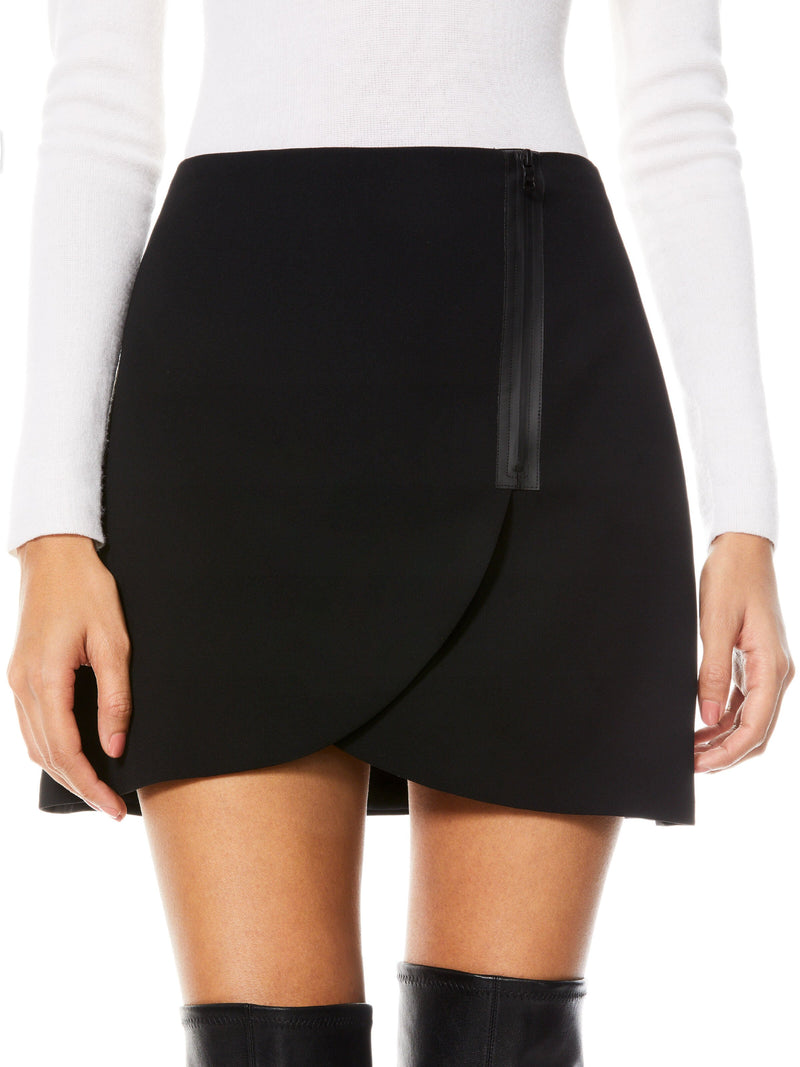LENNON SIDE ZIP MINI SKIRT_2