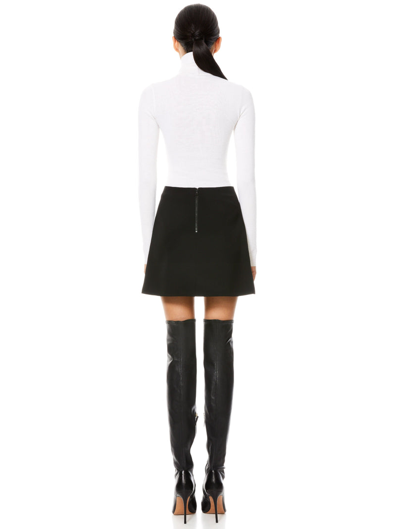 LENNON SIDE ZIP MINI SKIRT_3