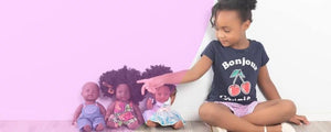 Beautiful Black Dolls, African Dolls and Multicultural Dolls. Black Dolls that celebrates Diversity and promote self-love and acceptance.