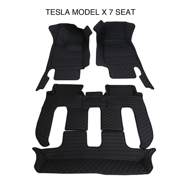 PREMIUM BUNDMÅTTER MED KANT MODEL X7 3 SINGLE SEAT