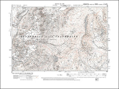 LANCASHIRE 04NW : old map of Seathwaite, in 1919