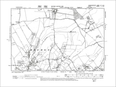 Heydon, old map Cambs 1903: 59SW