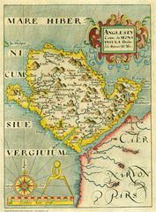 Anglesey in 1637
