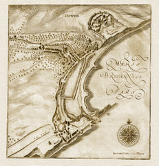 Dover, Kent, in the 1600's