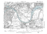 Chiswick, Barnes, Kew, Mortlake, North Sheen, Turnham Green 1896 (Lon-10-NW-1896)