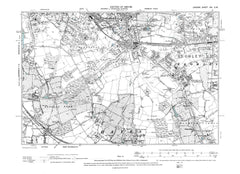 Bromley (S), Widmore, Bromley Common, Langley Park 1896 (Lon-16-SW-1896)