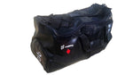 DRYSNAKE ball hockey bag black