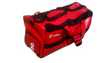 DRYSNAKE ball hockey bag red