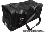 DRYSNAKE hockey player deluxe bag black