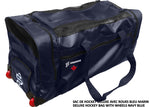 DRYSNAKE hockey player deluxe wheel bag navy
