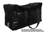 DRYSNAKE hockey player pro bag black