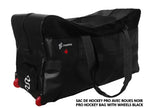 DRYSNAKE hockey player pro wheel bag black