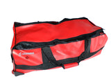 DRYSNAKE taekwondo bag with wheels red