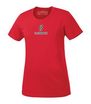 Dry fit SHORT SLEEVE (Ladies)