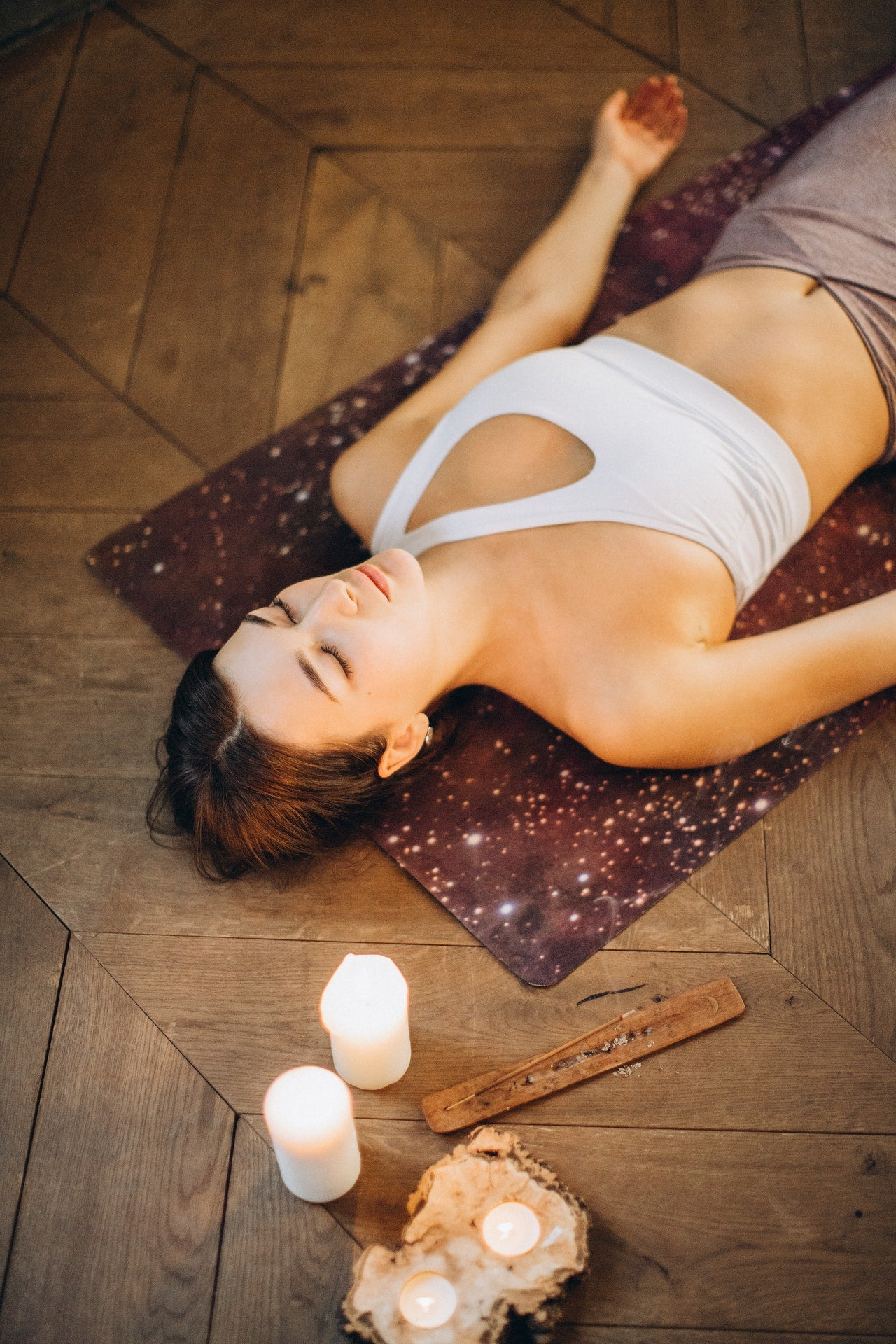 5 poses for Savasana Bliss