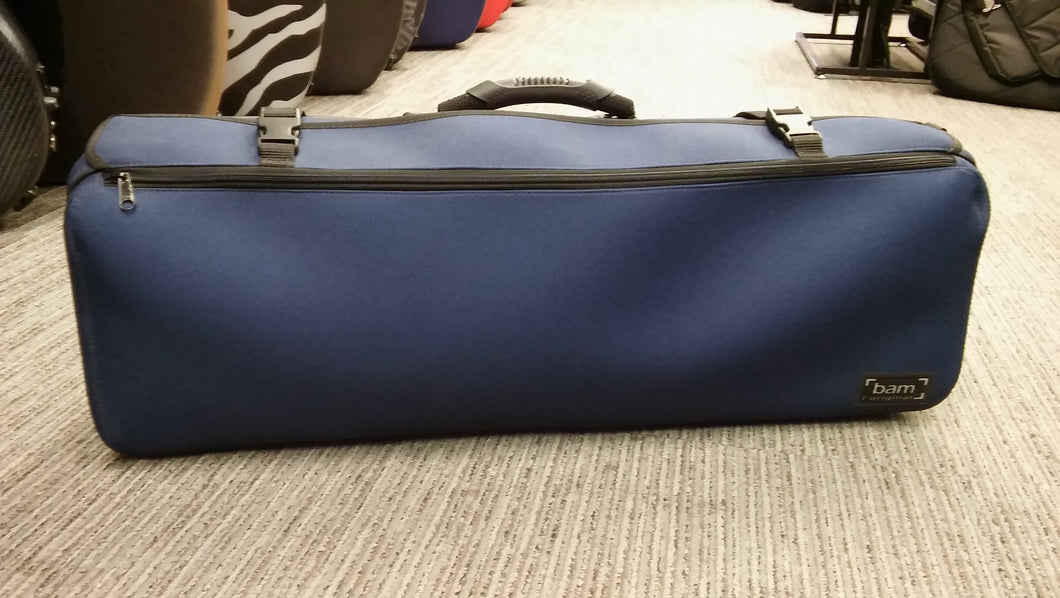 BAM Violin Case Explorer /Navy Blue