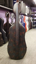 Load image into Gallery viewer, J.W.Eastman Carbon Fiber Cello Case 2.6 Stronger /Camouflage Matt