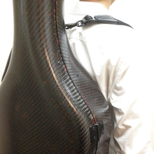 Load image into Gallery viewer, ACCORD Guitar case, classical thick, ultralight 3.0, safari 3D, black int., sudhaus