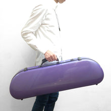 Load image into Gallery viewer, JW-EASTMAN Carbon Fiber Violin Case Moon 2.2 /Lavender