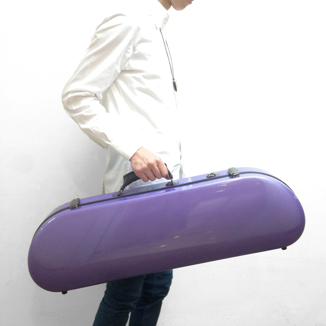 JW-EASTMAN Carbon Fiber Violin Case Moon 2.2 /Lavender