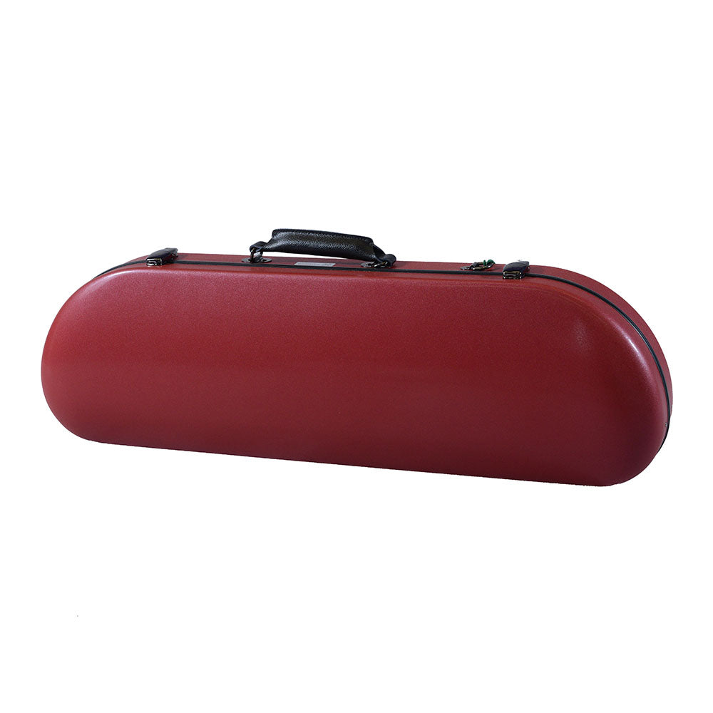 JW-EASTMAN Carbon Fiber Violin Case Moon 2.2 /Red Matt