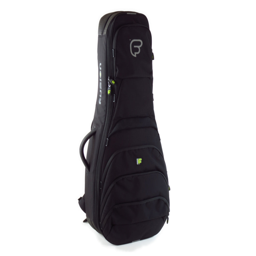 FUSION Urban Double Electric Bass Guitar Bag