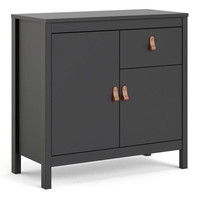 Barcelona Sideboard | 2 doors + 1 drawer | White or Matt Black