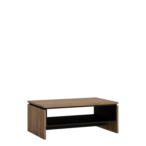 Table Brolo Coffee table | Black & Dark Wood