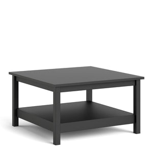 Table Madrid | Coffee table | Matt Black