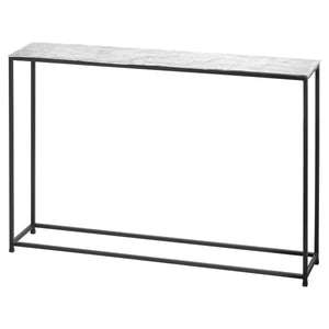 Console Table Farrah | Console Table | Cast Silver