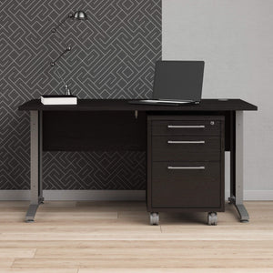 Cabinet Prima | Filing Cabinet | 4 Wheels | 3 Colours