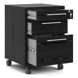 Prima | Filing Cabinet | 4 Wheels | 3 Colours