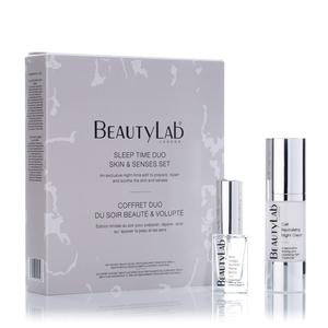 BeautyLab Sleeptime Duo Skin & Senses Set