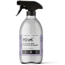 Load image into Gallery viewer, Miniml Eco Anti Bac Surface Spray - French Lavender