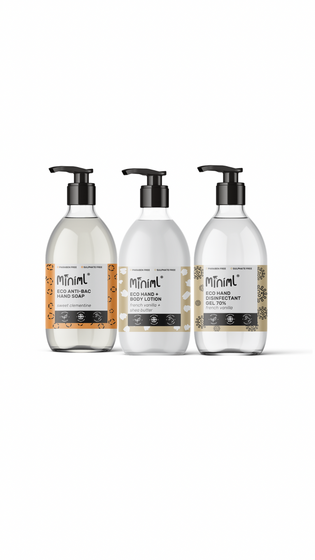 Miniml Eco Hand Collection