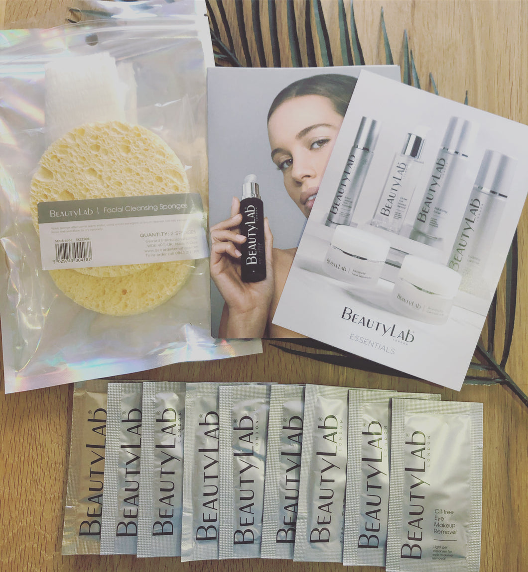 BeautyLab Facial At Home Kit - Essential