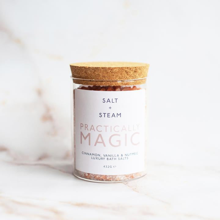 Salt & Steam - Practically Magic Bath Salts