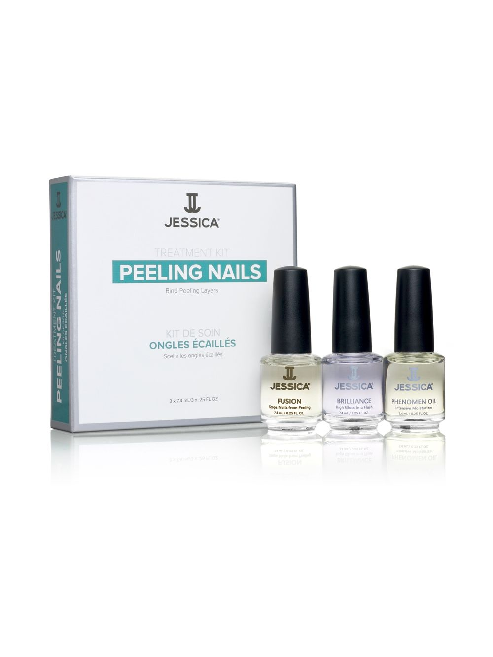 Jessica Peeling Nails Kit