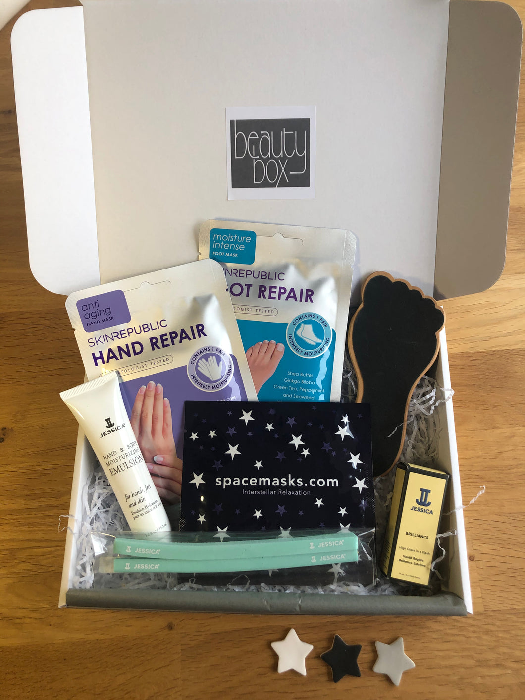 Hand and Foot Relax Gift Box