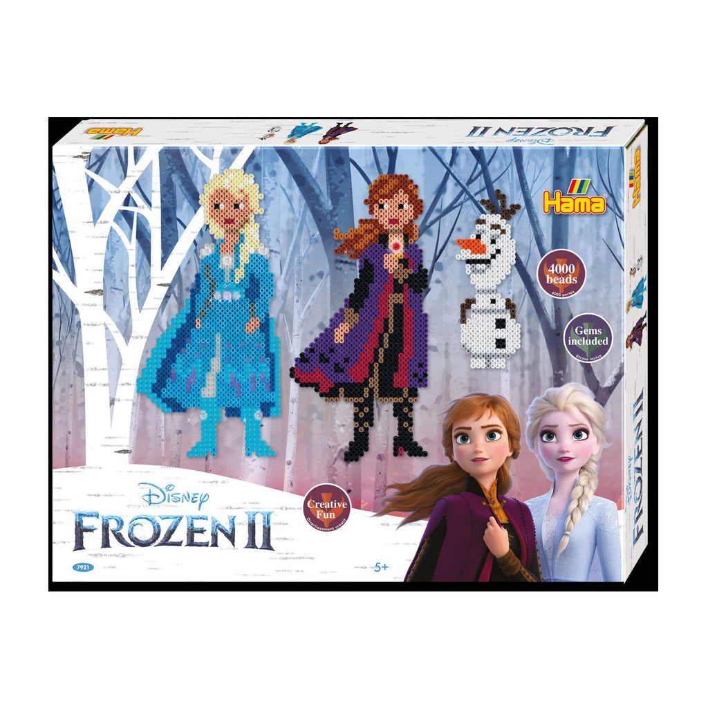Hama strijkparels giftbox Disney Frozen II 4.000 parels