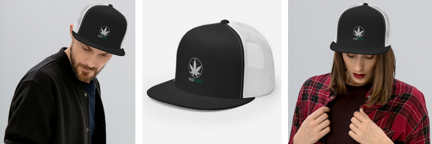 Casquette boutique VIP Wikiweed