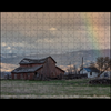 "Stevensville, Montana Barn  - 10""x14"" 252 piece puzzle - New!"