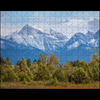 "Mission Mountains - 10""x14"" 252 piece puzzle"
