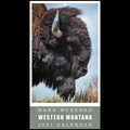 2021 Western Montana Wall Calendars - Mark Mesenko - New!