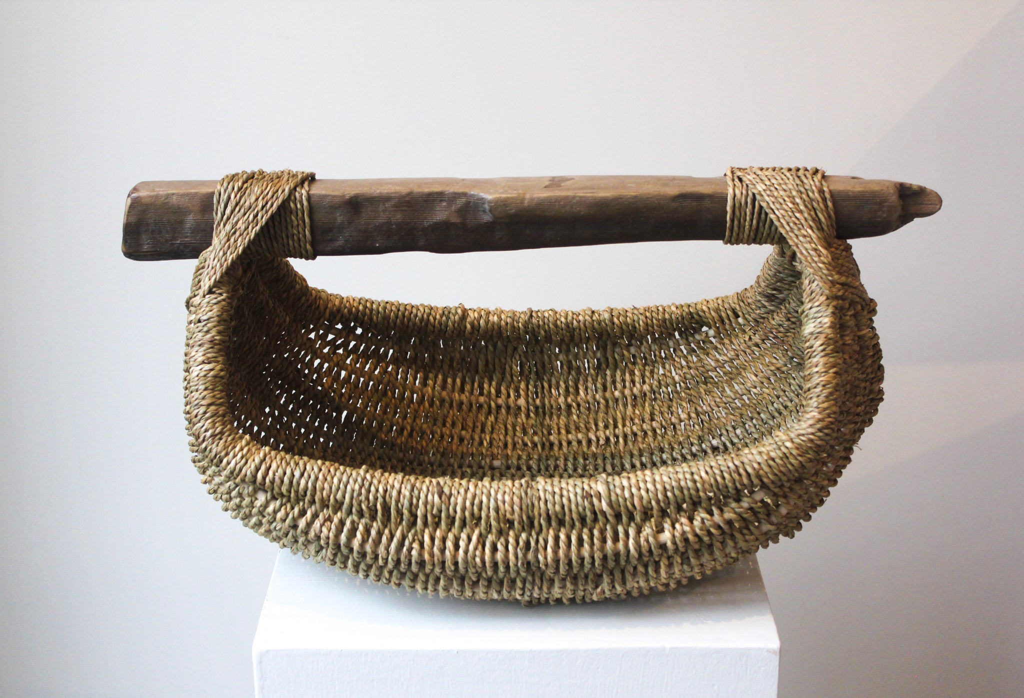 Dax Savage, Driftwood Basket