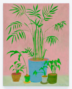 March Avery, Houseplants