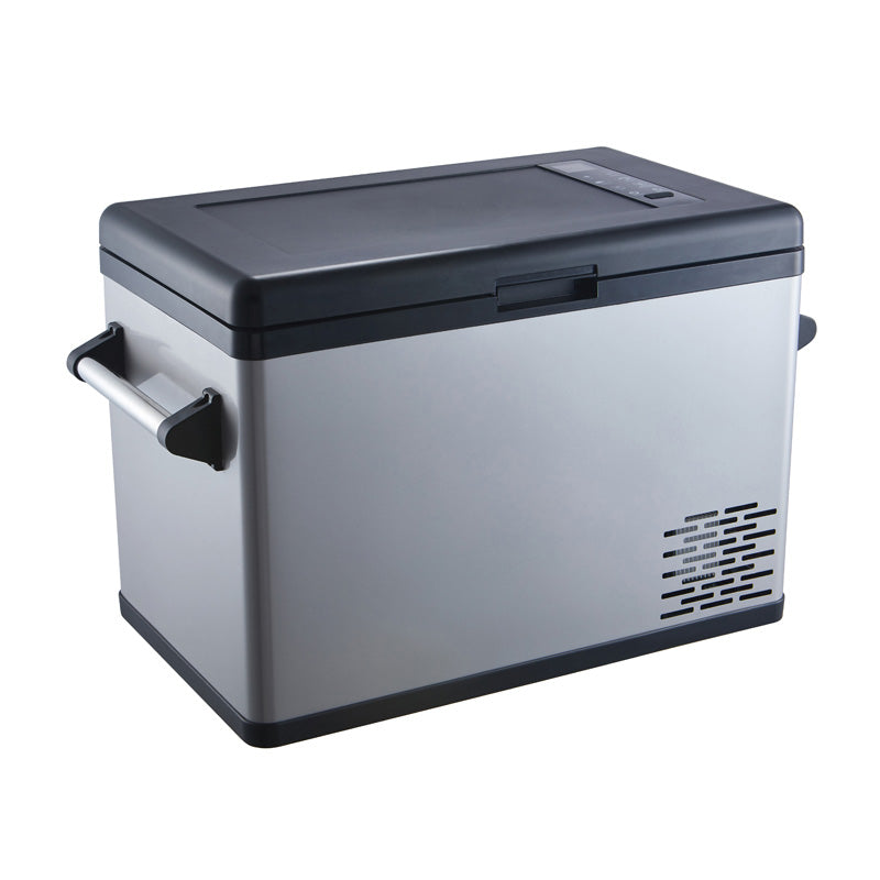 APR-50S-Ausranvik12 volt Portable Refrigerator Freezer, Car Fridge Cooler with Compressor-20°C (-4°F), Vehicle, Car, Truck, RV, Boat,12V DC and 110/220V AC,Fridge Freezer for Driving, Camping, Travel, Fishing-Ausranvik