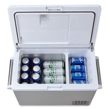 Load image into Gallery viewer, APR-42S-Ausranvik12 volt Portable Refrigerator Freezer, Car Fridge Cooler with Compressor-20°C (-4°F), Vehicle, Car, Truck, RV, Boat,12V DC and 110/220V AC,Fridge Freezer for Driving, Camping, Travel, Fishing-Ausranvik