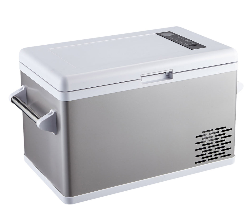 APR-35S-Ausranvik12 volt Portable Refrigerator Freezer, Car Fridge Cooler with Compressor-20°C (-4°F), Vehicle, Car, Truck, RV, Boat,12V DC and 110/220V AC,Fridge Freezer for Driving, Camping, Travel, Fishing-Ausranvik