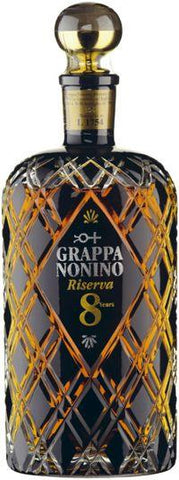 Grappa Riserva 8 years (Barrique)